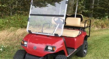 Yamaha Golfbil