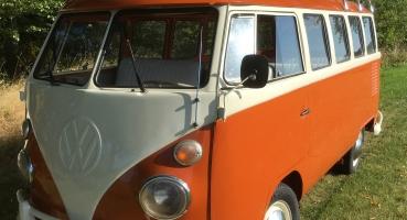 VW BUS (RUGBRØD)