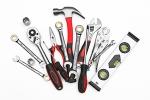Værktøj, Stiger & Maskiner