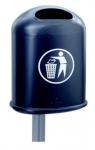 Affaldsspande til lygtepæle & stolper 2