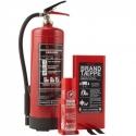 Brandslukningsmateriel